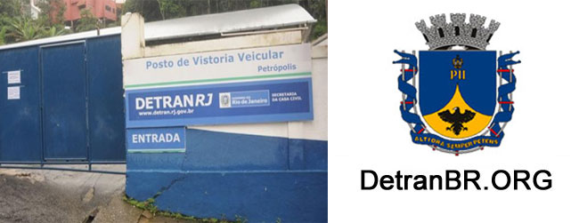 unidade detran petropolis vistoria veiculo